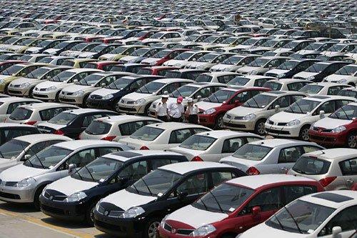 汽车产业全面、快速发展