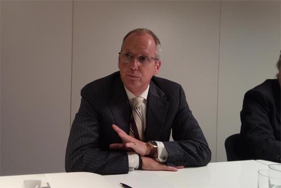 捷豹路虎CEO施韦德:对中国市场非常有信心