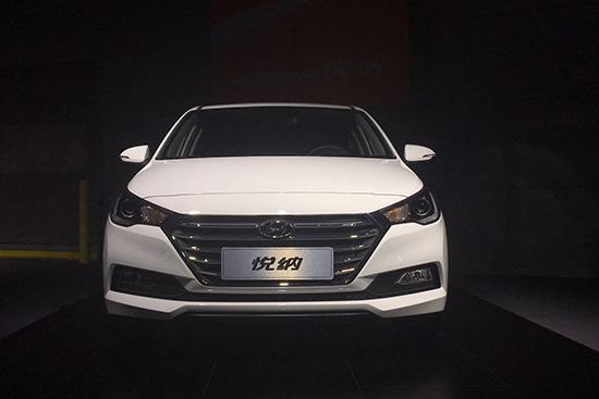 悦纳上市7.28-10.58万元 北现逆势布局小型车