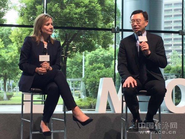 中国市场最重要 玛丽·博拉详解通用汽车出行蓝图