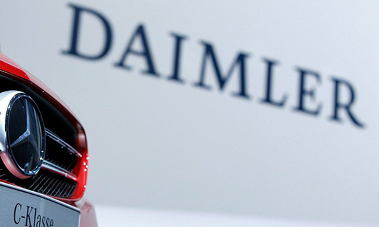 营业额达1727亿欧元总销量334万辆  戴姆勒发布2019财年业绩