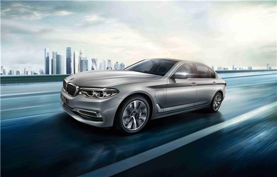 01.BMW 5系插电式混合动力里程升级版-外观.jpg
