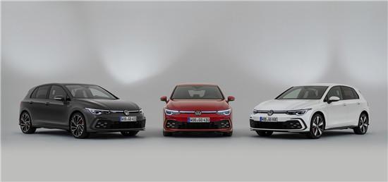 大众汽车新Golf GTI、Golf GTD和Golf GTE(1).jpg