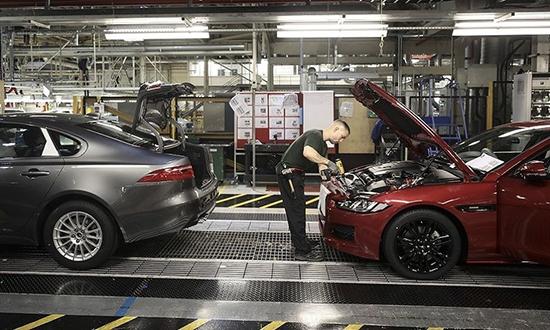 英國11月的汽車產量僅略有下降