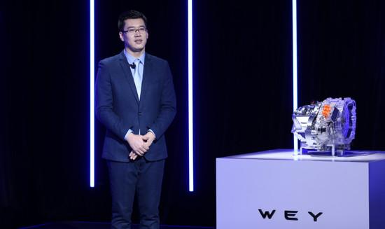 """十年磨一剑 WEY创新定义""""新一代智能汽车"""""""