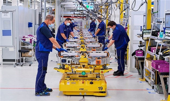 歐洲想要加入電動汽車電池業務