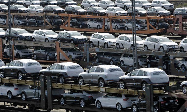 欧洲乘用车4月登记量飙升 多品牌实现同比三位数增长