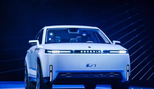 博郡汽车品牌正式发布 黄希鸣:技术取胜、踏实造车