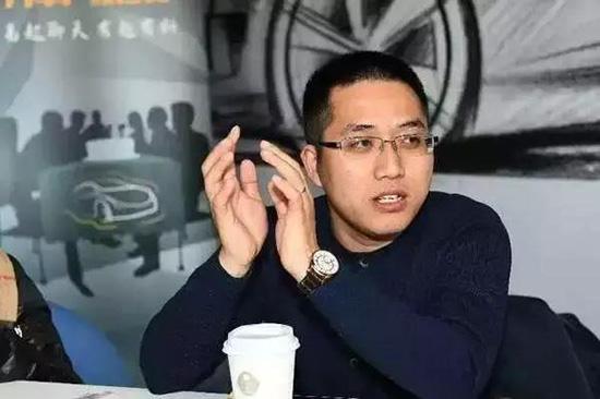车壹传媒联合创始人兼总编辑 杨小林.jpg
