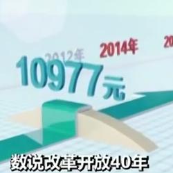 数说改革开放40年