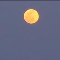 """共赏""""超级月亮"""""""