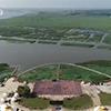 吉林查干湖畔