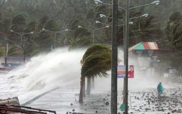 台风背景素材 创意