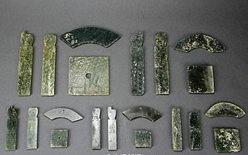 我国首次发掘出秦汉时期大型国家祭天遗址