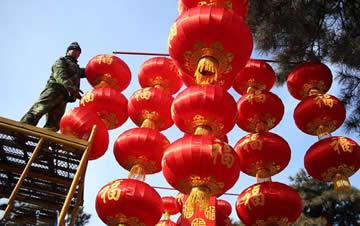 北京30万张春节庙会门票免费发放