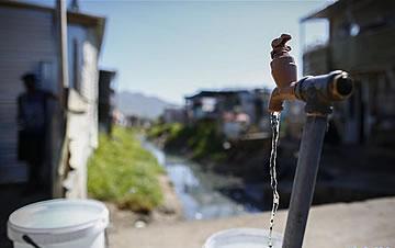 """""""世界水日""""敲响水危机警钟"""