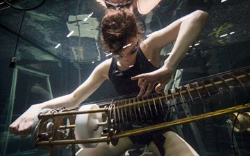 全球首支水下乐队将举行演唱会