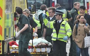 盘点英国十多年来发生的主要袭击事件