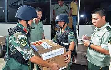 海南无害化销毁各类毒品398.92公斤