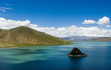 美丽中国丨大美羊湖