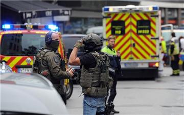德国西部一起持刀行凶事件造成1死1伤