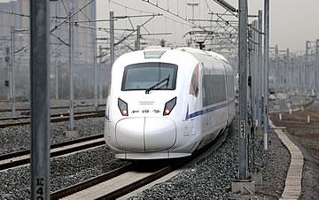 西成高铁开通在即 全线进入拉通试验阶段