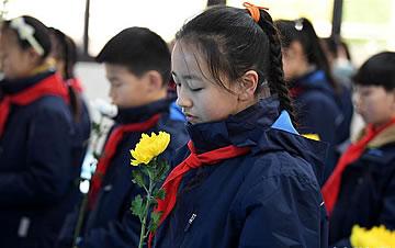 各地举行国家公祭日纪念活动