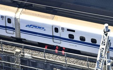 日本新干线重大事故!行驶途中漏油影响千人出行