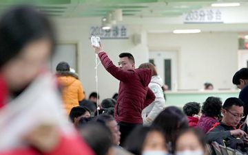 北京已达流感流行高峰 未来两周趋缓