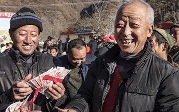 入股1000分红500 汉中召开分红大会