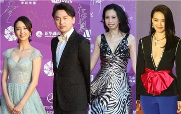 第八届北京国际电影节开幕红毯群星闪耀