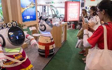 中国-南亚博览会4天吸引45万人次观展