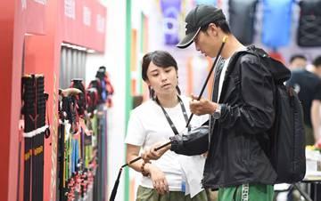 2018亚洲户外用品展在南京开幕