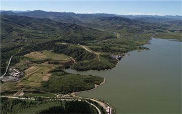 [全景新闻]赤城云州水库:大型综合性水利枢纽工程