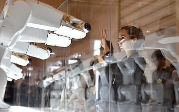 天津:达沃斯上的科技感