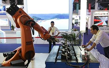 第十七届中国西部国际博览会在成都开幕