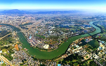 千里西江:壮阔的西江黄金水道