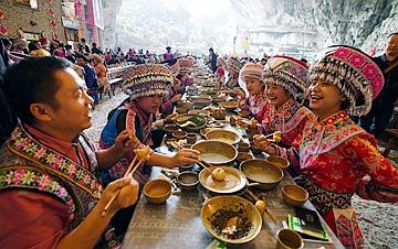 四川兴文:发展旅游产业 助力脱贫攻坚