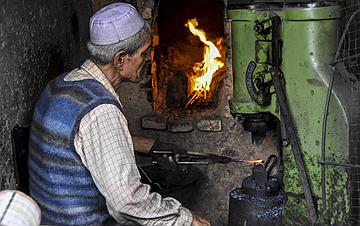 新疆喀什:老城时光