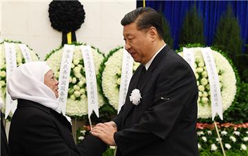 司马义・艾买提同志遗体送别在京举行