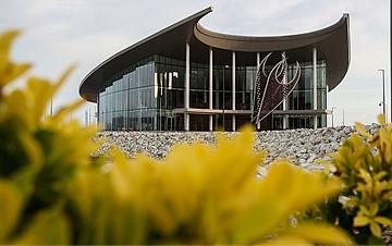 走进APEC峰会举办地――莫尔兹比港