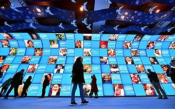 庆祝改革开放40周年大型展览累计参观人数突破90万