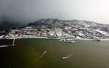 威海刘公岛:历史的见证