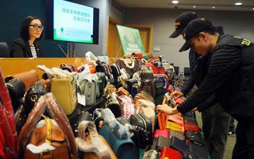 香港海关成功瓦解冒牌货集团