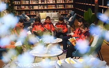 """合肥:校园里的""""城市阅读空间"""""""