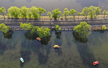 生态中国・白山松水育吉地