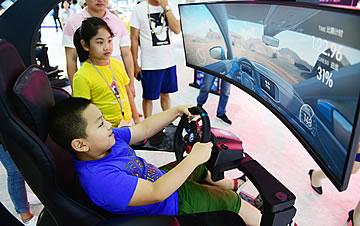 第十六届中国(长春)国际汽车博览会开幕