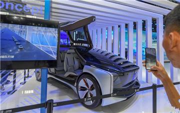 长春汽博会:汽车智能技术成展会亮点