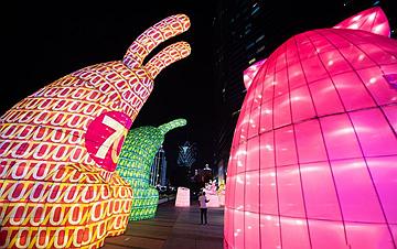 澳门举办澳门威尼斯人在线娱乐花灯节