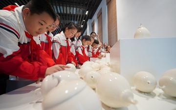 河北内丘:走近邢窑 感受家乡文化